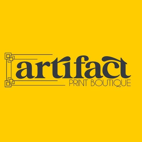 artifact print boutique